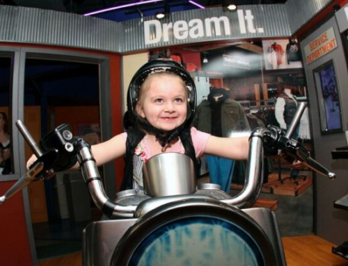 Harley-Davidson Exhibit Opens At Flint Hills Discovery Center