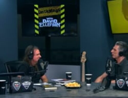 Backstage With David Ellefson, A New On-Demand Video Series, Launched By The MEGADETH Bassist