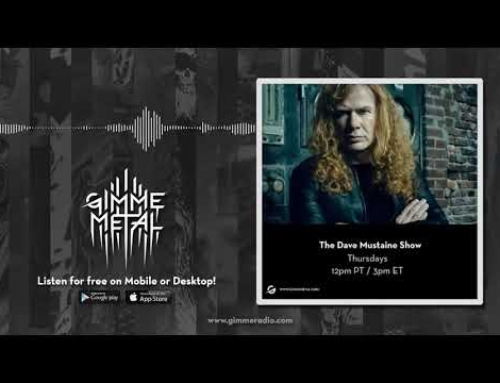 MUSTAINE Confirms DAVID ELLEFSON Will Not Appear On New MEGADETH Album