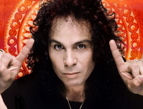 More Revealed From RONNIE JAMES DIO's 'Rainbow In The Dark' Autobiography