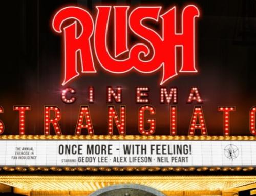 RUSH Plans Theatrical Screening Of 'Cinema Strangiato' Director's Cut In September