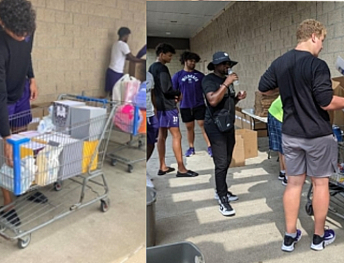 Donations Pour In As Manhattan Stuffs The Bus For USD 383 Kids
