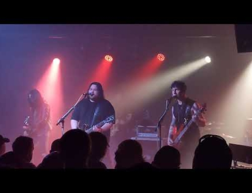 First Ever Concert By WOLFGANG VAN HALEN's MAMMOTH WVH Last Night At The Bottleneck In Lawrence, KS