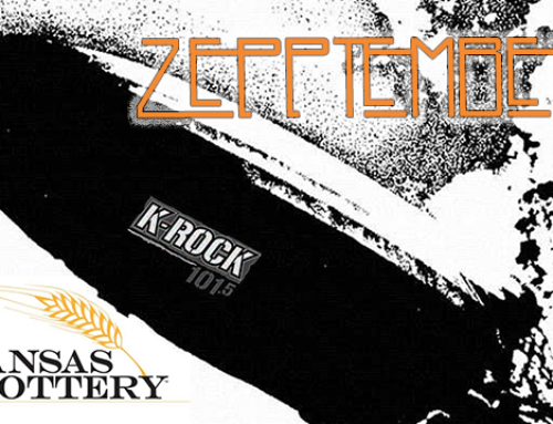 Rock Out And Win In Zepptember With The Kansas Lottery