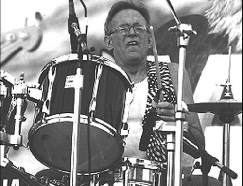 RON BUSHY, IRON BUTTERFLY Drummer Dead At 79