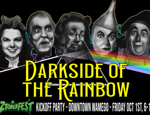 Kickoff OZtoberfest With Darkside Of The Rainbow