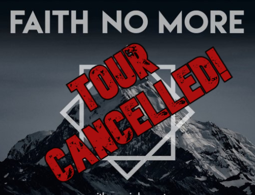 MIKE PATTON Cancels FAITH NO MORE And MR. BUNGLE Fall 2021 Concerts 'Due To Mental Health Reasons'