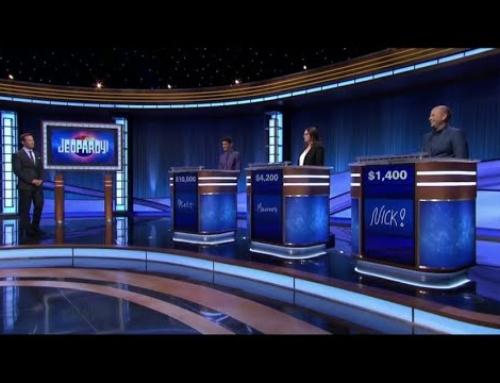 FIVE FINGER DEATH PUNCH Was A Question On Jeopardy Wednesday Night