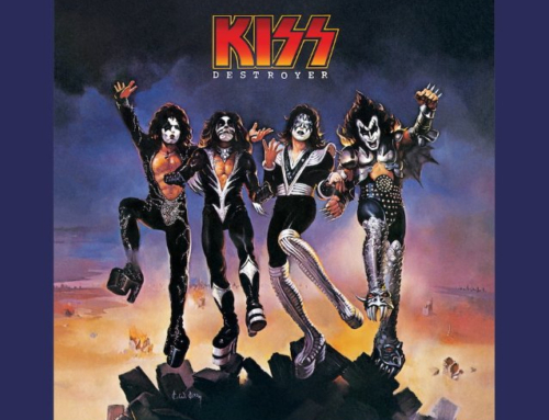 KISS To Release Super Deluxe 45th-Anniversary 'Destroyer'