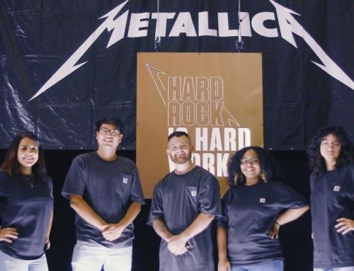 METALLICA And CARHARTT Raise $377K+ For 'Metallica Scholars' Initiative