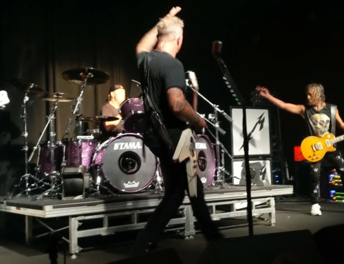 Watch METALLICA Play A Surprise Concert In A Small San Francisco Club