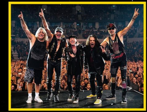 SCORPIONS Announce 'Rock Believer' Album And European Tour With MAMMOTH WVH