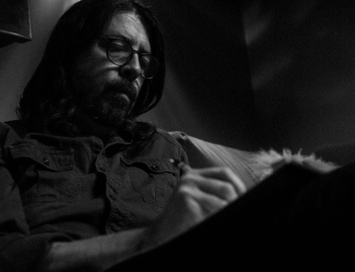 DAVE GROHL's 'The Storyteller' Tops THE NEW YORK TIMES Best Sellers List