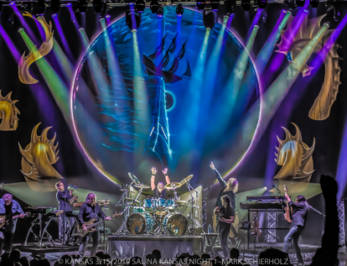 KANSAS Announces Spring 2022 Tour Date At McCain Auditorium
