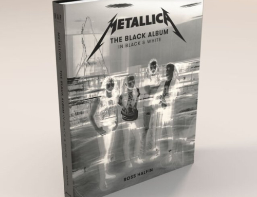 Watch The Trailer For New METALLICA Photography Book: The Black Album In Black And White